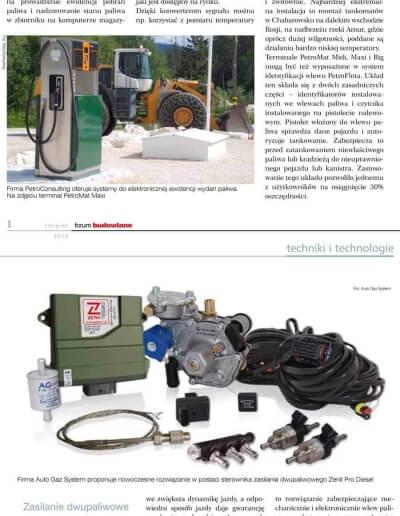 Artykuł - kilka przykładów: jak obniżyć zużycie paliwa w firmie