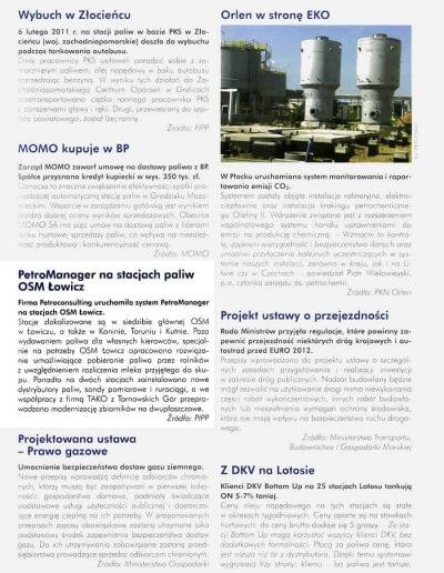 Notka prasowa o instalacjach dla OSM Łowicz