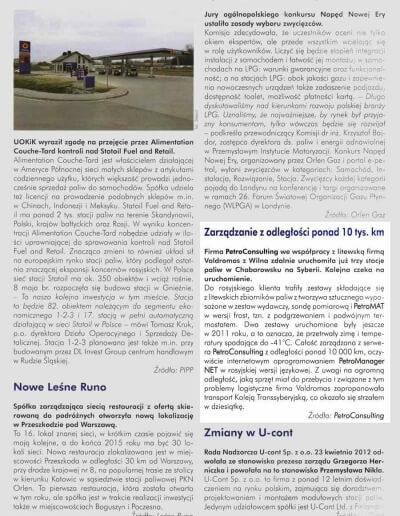 Notka prasowa o naszych instalacjach w Chabarowsku w Rosji