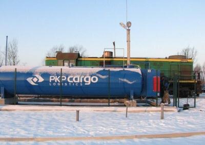 Automatyczne stacje paliw dla PKP Cargo w całej Polsce