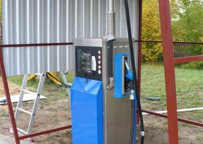 Dystrybutor-biopaliwa-B100-automat-do-tankowania-Gostynin-PKS-10