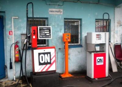 PetroMAT Midi i PetroManager Office do obsługi dystrybutorów paliw – PKM Świerklaniec