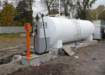 PetroMAT Midi do bezobsługowego wydawania paliw – Wrona