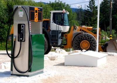 Wyposażyliśmy stację paliw w automaty do tankowania – Ołdrzychowice Kłodzkie