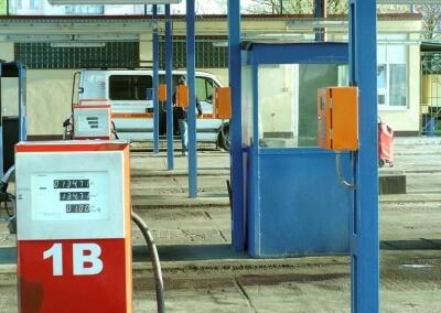 System automatycznego wydawania paliw – Bydgoszcz MZK