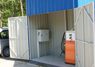 Automaty do tankowania paliwa w Grupie Atlas