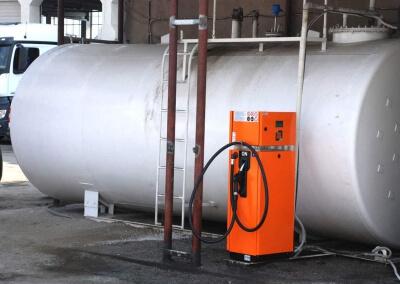 Siedem automatów dla producenta betonu towarowego firmy ABET Wrocław