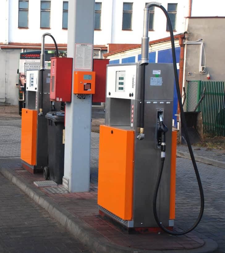 Dystrybutor paliw EURO 2000 i PetroMAT midi – MPK Gniezno