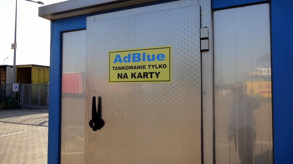 30 automatów w sieci ogólnopolskiego dystrybutora płynu AdBlue firmy Inter-Truck