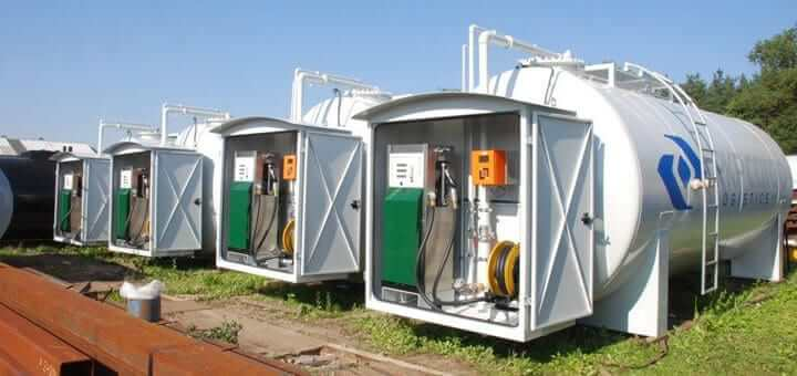Jaki naziemny zbiornik paliwa: stalowy czy plastikowy ?