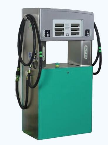 Dystrybutor paliwa progres 2002