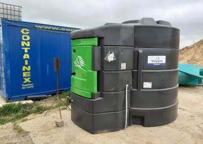 Zbiorniki do paliwa 5000 litrów