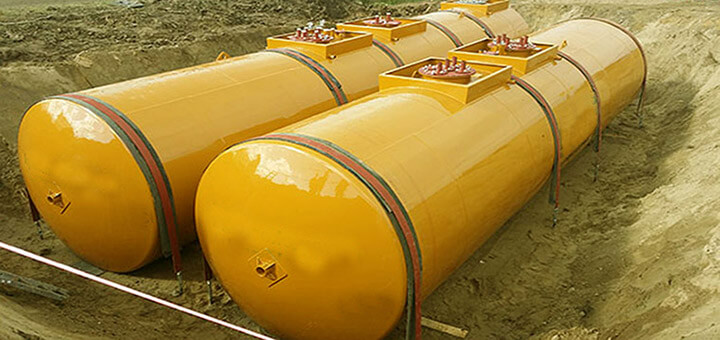 Posadowienie zbiornika do paliw – przepisy i dokumentacja UDT
