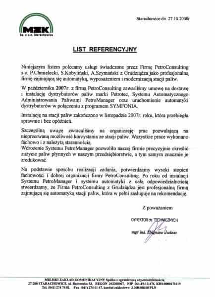 Miejski Zakład Komunikacji w Starachowicach