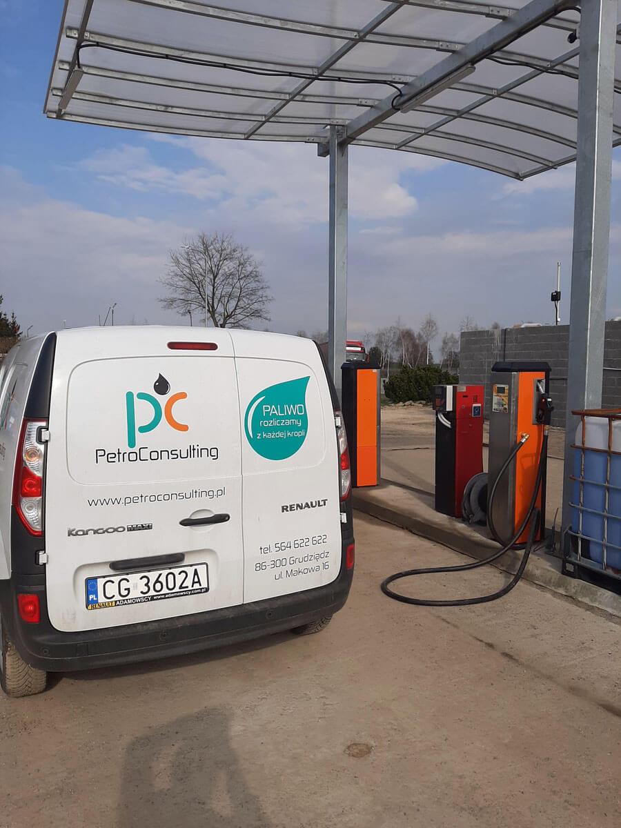 Trzy x PetroMAT One dla firmy Tyluś Transport