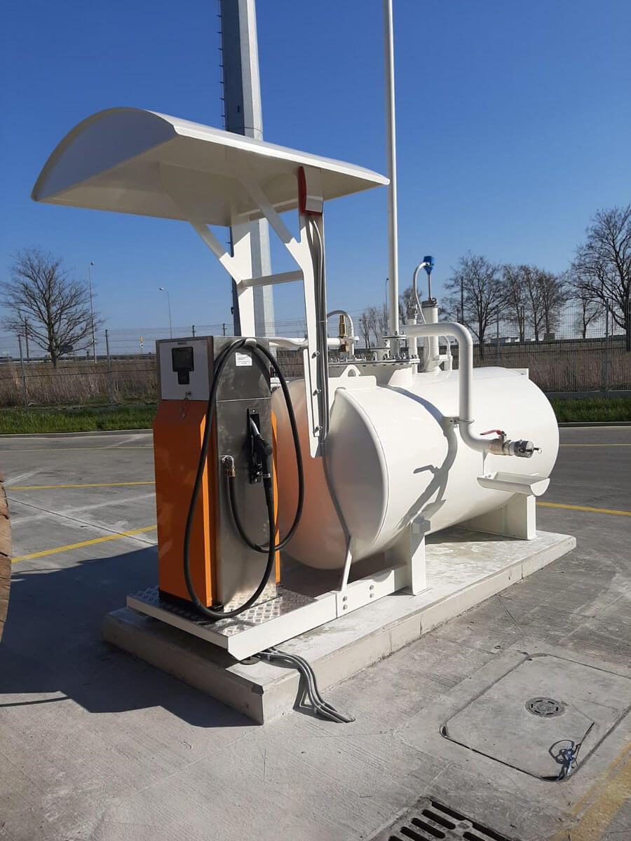 Nowa stacja paliw w Lapp Kabel Polska