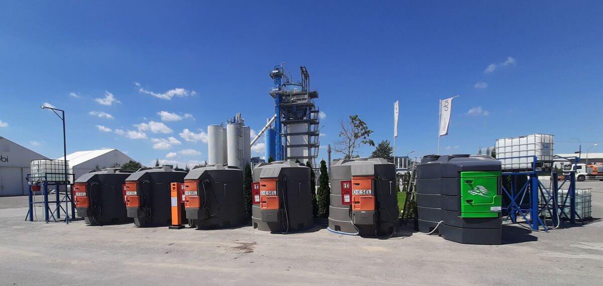 Jak często należy kontrolować zbiornik paliwa?
